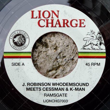 Whodem Sound meets Cessman & K-Man - Ramsgate