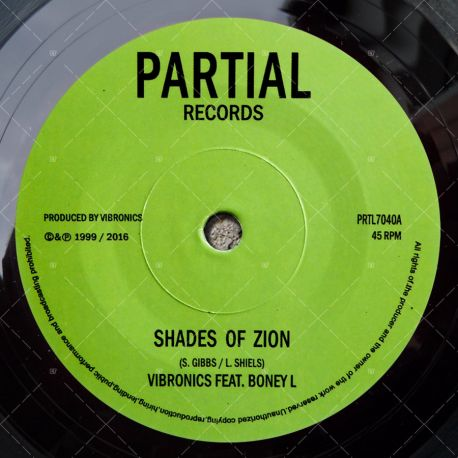 Vibronics feat. Boney L - Shades Of Zion