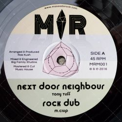 Tony Tuff - Next Door Neighbour