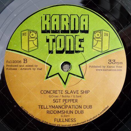 Fullness feat. Sgt Peppers - Jah Children