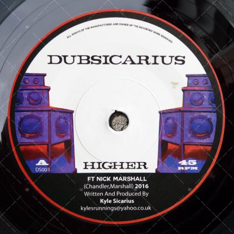 Kyle Sicarius feat. Nick Marshall - Higher