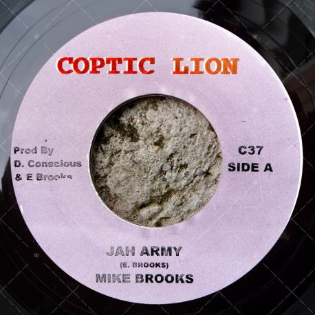 Mike Brooks - Jah Army