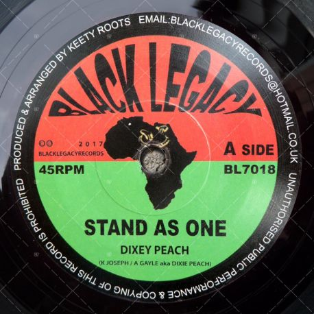 Dixie Peach - Stand As One