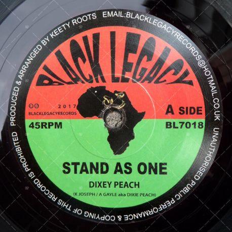 Dixie Peach - Stand As One
