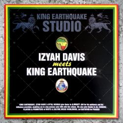 Izyah Davis - At King Earthquake Studio