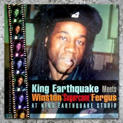 Winston Fergus - At King Earthquake Studio