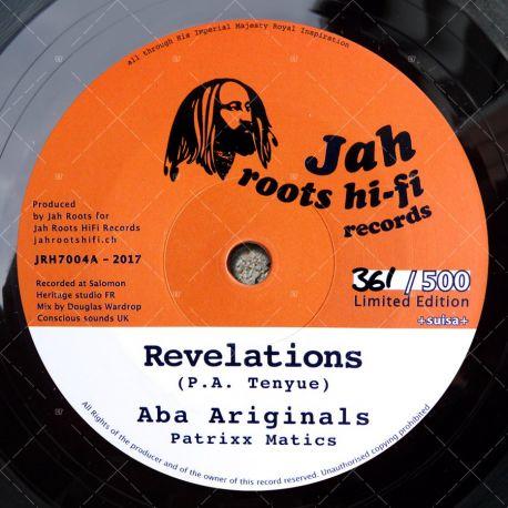 Aba Ariginals - Revelations