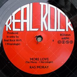 Ras Moray - More Love