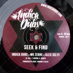 Indica Dubs & Mr Zebre & Alex Sci-Fi - Seek & Find