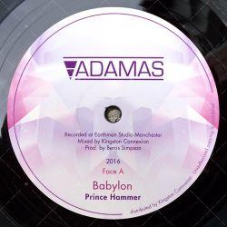 Prince Hammer - Babylon