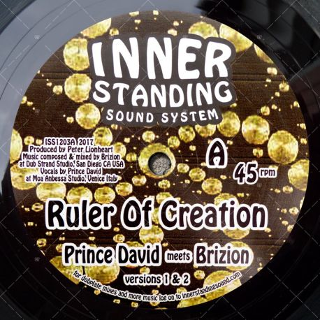 Prince David meets Brizion - Ruler Of Creation