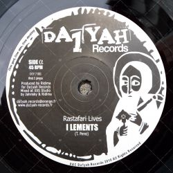 I Lements - Rastafari Lives