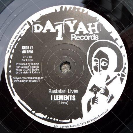 I Lements - Rastafari Lives