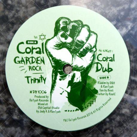 Trinity - Coral Garden Rock