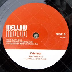 Mellow Mood feat. Andrew I - Criminal