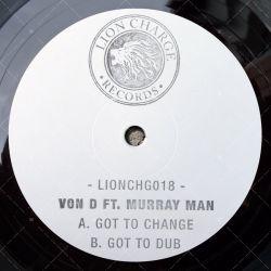 Von D feat Murray Man - Got To Change