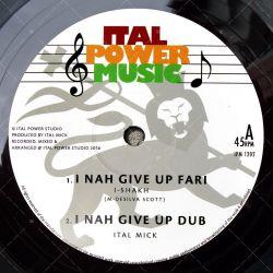 I-Shakh - I Nah Give Up Fari