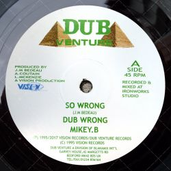 Mikey. B - So Wrong