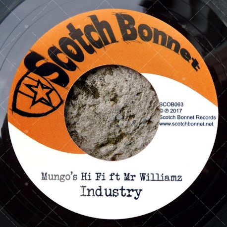 Mungo's Hifi feat. Mr Williamz - Industry