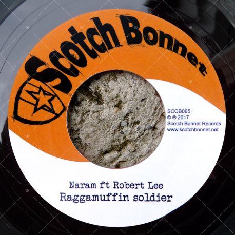 Naram feat. Robert Lee - Raggamuffin Soldier