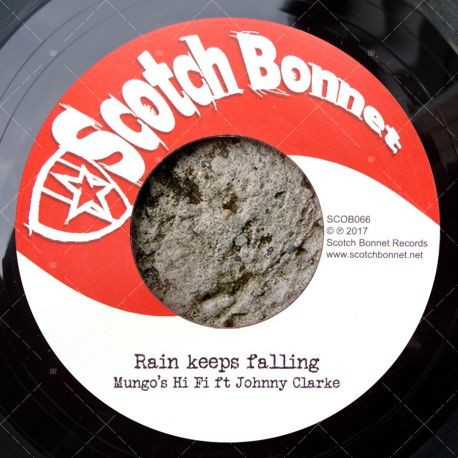Mungo's HiFi feat. Johnny Clarke - Rain Keeps Falling
