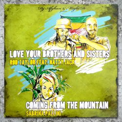 Rod Taylor feat. Natty Jack - Love Your Brothers And Sisters