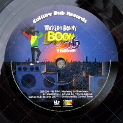 Wicked and Bonny feat. Kali Green - Boom Sound