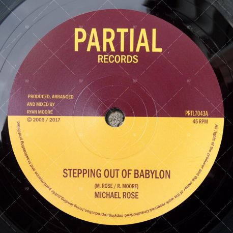 Michael Rose - Stepping Out Of Babylon