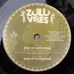 Dub Artillery feat. Singes Verts - Rise up Rastaman