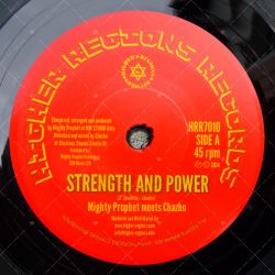 Mighty Prophet meets Chazbo - Strength And Power