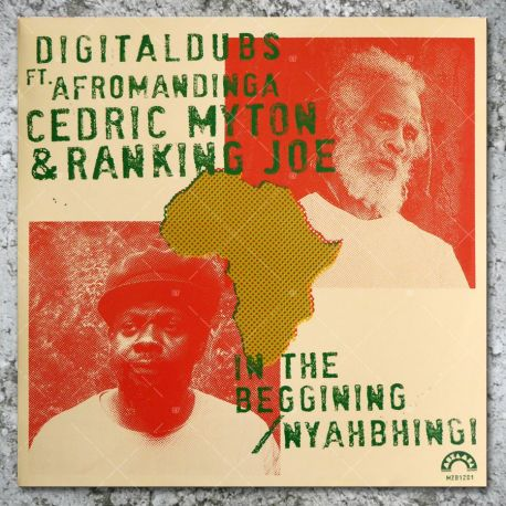 Digitaldubs feat. Afromandinga & Cedric Myton - In The Beggining