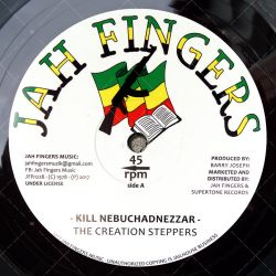 The Creation Steppers - Kill Nebuchadnezzar