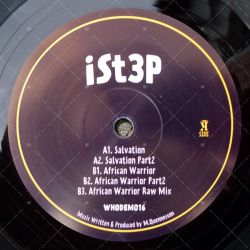 iSt3p - Salvation / African Warrior