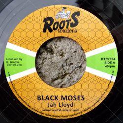 Jah Lloyd - Black Moses
