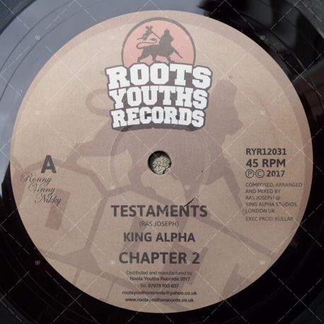 King Alpha - Testaments