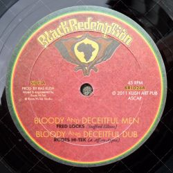 Fred Locks - Bloody And Deceitful Men