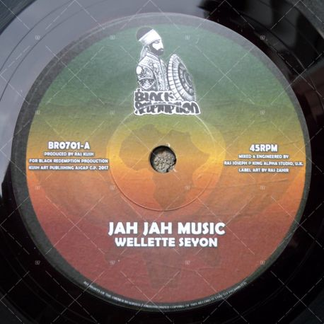 Wellette Seyon - Jah Jah Music