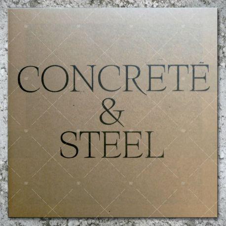 Dubkasm - Concrete & Steel