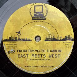 East Meets West - From Tokyo To London