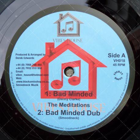 The Meditations - Bad Minded