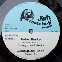 Joseph Lalibela - Make Haste