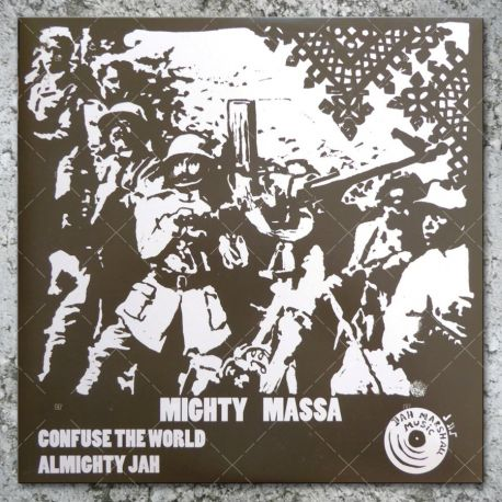 Mighty Massa - Confuse The World