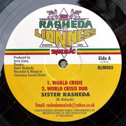 Sister Rasheda - World Crisis