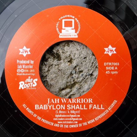 Jah Warrior - Babylon Shall Fall