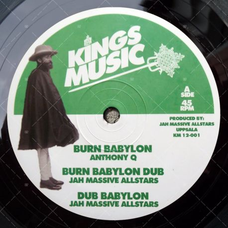 Anthony Que - Burn Babylon