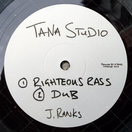 Jimmy Ranks - Righteous Rass