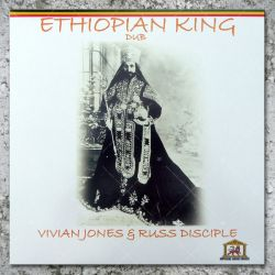 Vivian Jones & Russ Disciples - Ethiopian King (Dub)