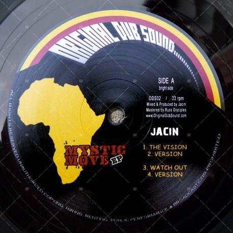 Jacin - Mystic Move EP