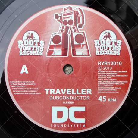 Dub Conductor - Traveller