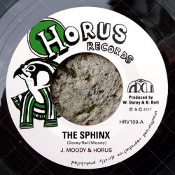 J. Moody & Horus - The Sphinx